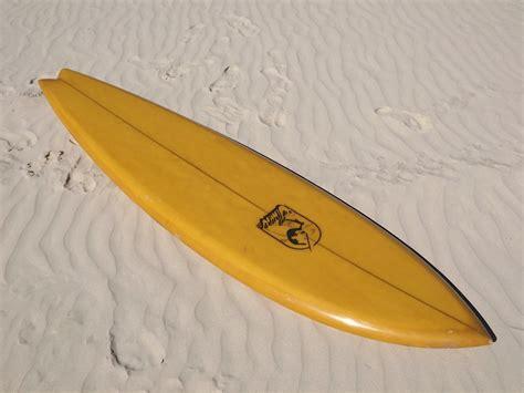 Handmade Surfboard Fins - shane custom single fin surfboard