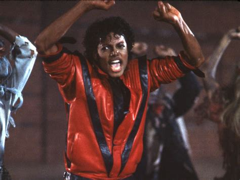 michael jackson thriller biography michael jackson s thriller will soon scare you in 3d cnet