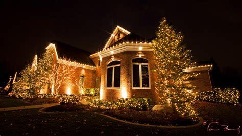 Christmas lights 23 background hivewallpaper com