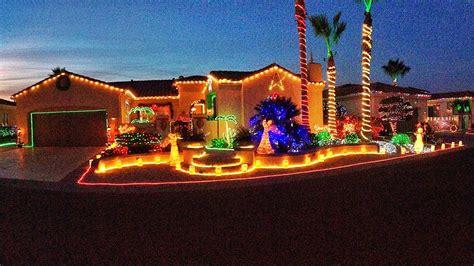 12news Com Holiday Light Displays Around The Valley Local Lights Displays