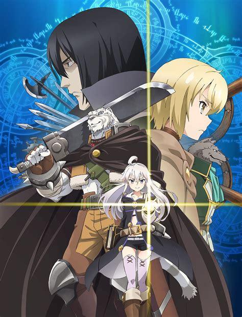 anime zero kara hajimeru zero kara hajimeru mahou no sho anime debuts april 10