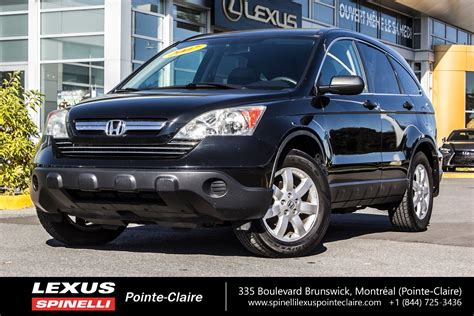 auto body repair training 2007 honda cr v seat position control used 2007 honda cr v ex awd mags sunroof for sale in montreal 16l375a spinelli toyota