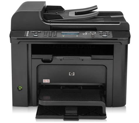 Printer Laser Hp All In One buy hp laserjet pro m1536dnf all in one monochrome laser printer with fax free delivery currys
