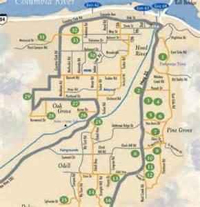 fruit loop oregon map harvest time in river northwest tripfinder