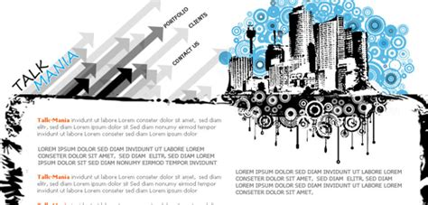 magazine layout on the web 30 superb photoshop web layout tutorials top design
