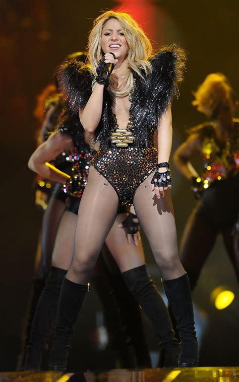 Shakira Gamis shakira photos photos nba all performances and zimbio