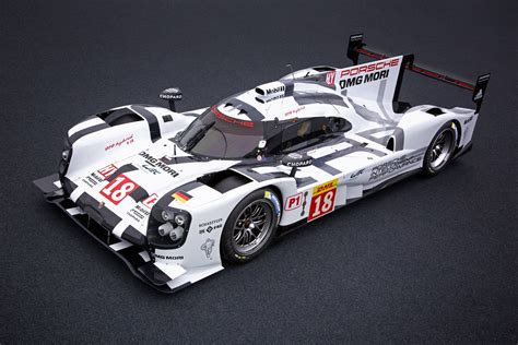 900hp 2015 Porsche 919 Lmp H Hybrid Revealed Photo Image