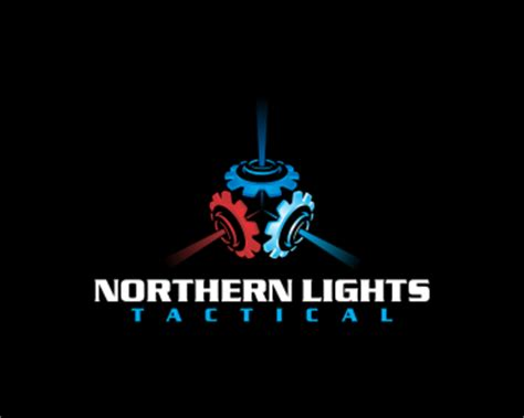 northern lights tournament northern lights tactical logo design contest logos by quroin