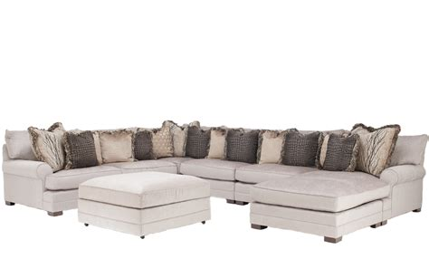 darby sectional furniture king hickory sectional darby sectional
