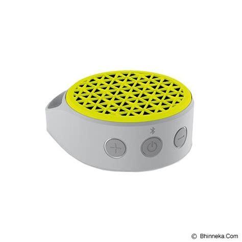 X 50 Wireless Speaker Logitech Limited jual logitech wireless speaker x50 980 001064 yellow murah bhinneka
