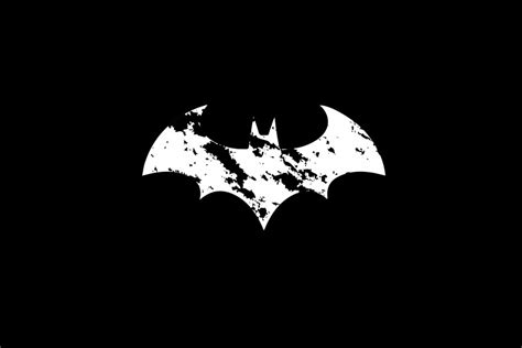 wallpaper batman blanco y negro logo de batman en blanco y negro 78937