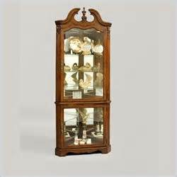 Discount Corner Curio Cabinets Corner Kitchen Cabinet Discount Price Pulaski Gallery