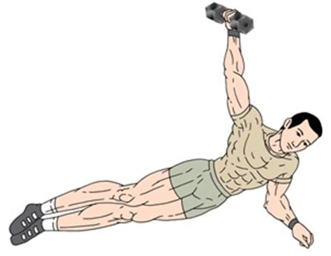 lying lateral raises lying side laterals  build side