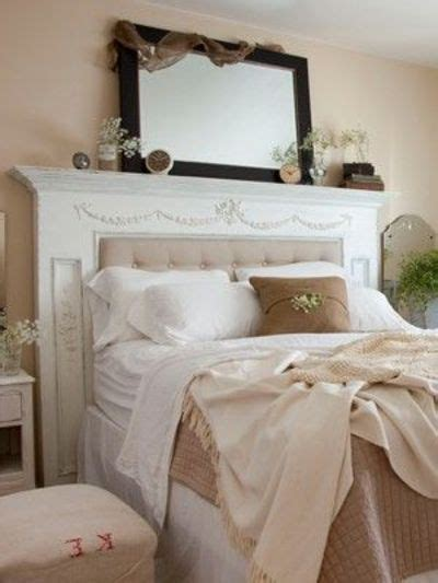 Mantle Headboard by Fireplace Mantle As A Headboard For The Bedroom
