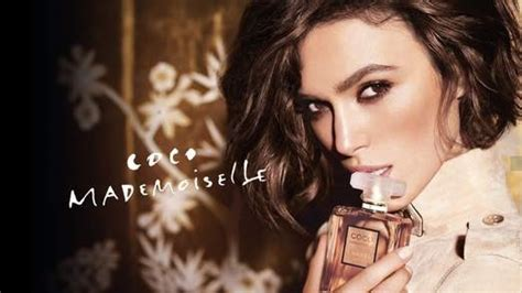 short hair in tv commercials keira knightley s too sexy chanel perfume ad banned from