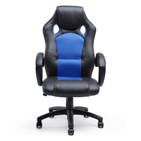 Car Computer Chair by High Back Race Car Style Seat Office Desk Chair