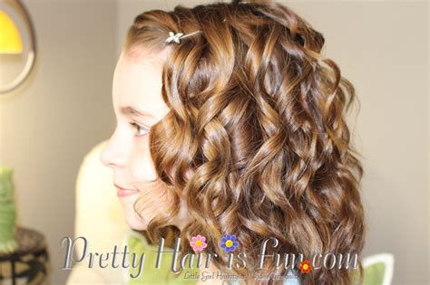 hairstyles using curling wand girls hairstyles how to use a curling wand pretty hair