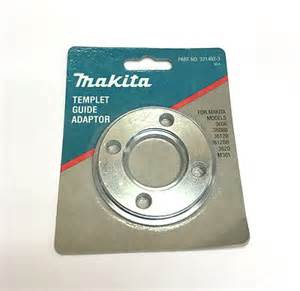 makita router template guide makita 321492 3 router template guide adapter what s it