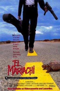 robert rodriguez production company el mariachi wikipedia