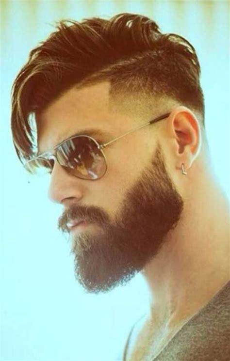 how to style hair on top on sides 20 haircuts styles for mens mens hairstyles 2018