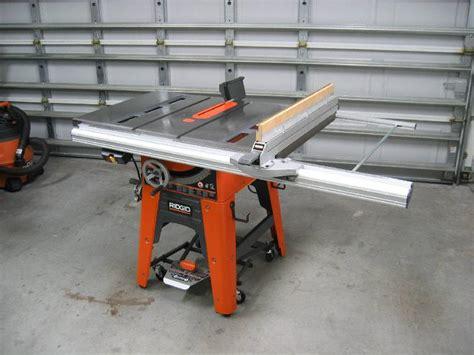Ridgid Table Saw Ts3650 by Ridgid Ts3650