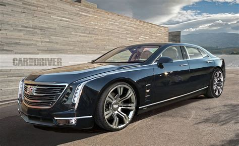 Cadillac Auto by 2019 Cadillac Ct8 25 Cars Worth Waiting For Feature