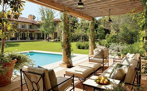 relaxing outdoor space of a house on balaclava road making your outdoor spaces beautiful carehomedecor