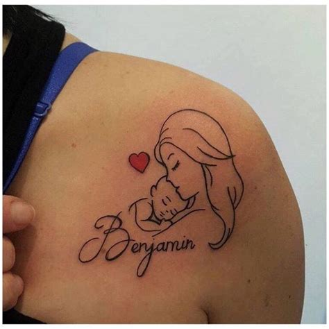 tattoo love on back collection of 25 mother child love tattoo on back shoulder