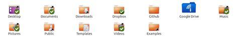 xubuntu 15 10 dropbox icon fail ask ubuntu custom folder icons for dropbox google drive and github