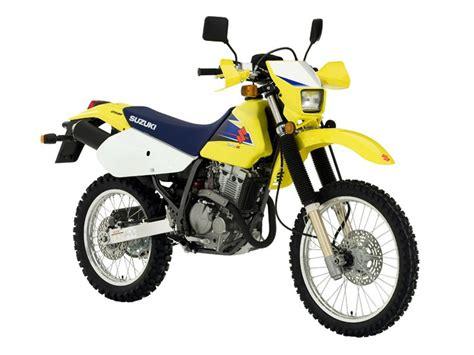 suzuki dr z250 motorcycles specification