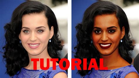 how to change your skin color photoshop cs6 in depth tutorial how to change skin