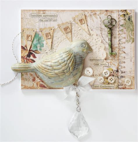 Decoupage Paper Mache - decoupage papier m 226 ch 233 create mixed media