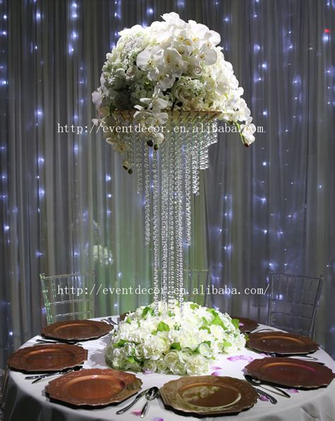 Chandelier Decorations For Wedding Modern Acrylic Wedding Chandelier Centerpieces For Wedding Favor And Home Decoration Buy