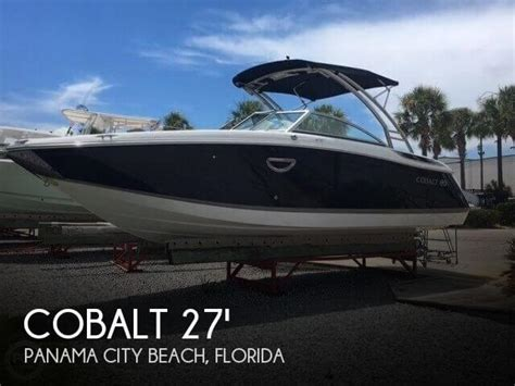 used cobalt deck boats for sale cobalt 26 sport deck for sale in panama city beach fl for