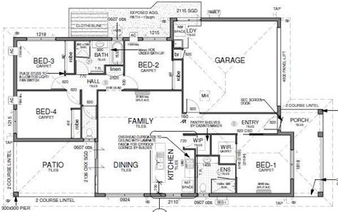 gradyhomes townsville 3 bedroom this works small 17 best images about house floorplans on pinterest house