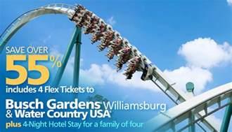Busch Gardens Summer Hours - busch gardens williamsburg vacation bluegreen getaways