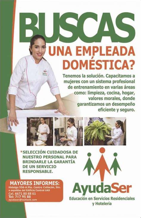 modelo liquidacion empleada domestica 2015 empleada domestica mensual empleada domestica ofertas de