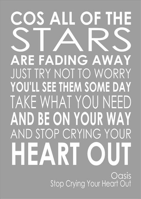 oasis stop crying your heart out official video youtube pin oasis stop crying your heart out song lyrics music