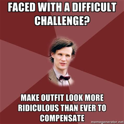 Doctor Who Meme - meme alert doctor who comediva