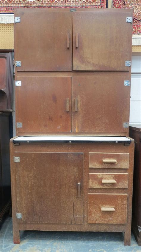 kitchen stand alone cabinets 1930s easiwork model 420 stand alone utility kitchen