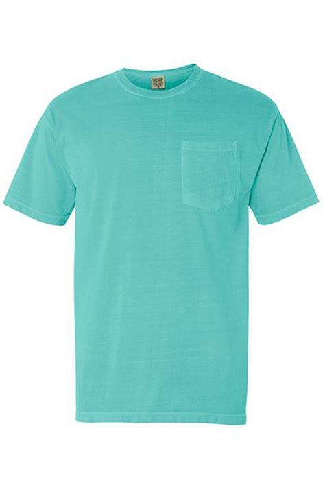 comfort colors green shades of green yellow comfort colors pocket tee 6030