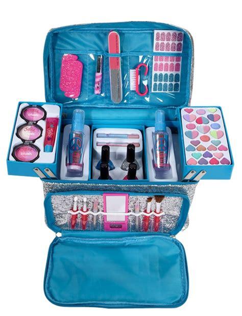Sale Notebook Make Up Kit 4 By Make Up Pallette chunky glitter mega make up kit make up gift sets
