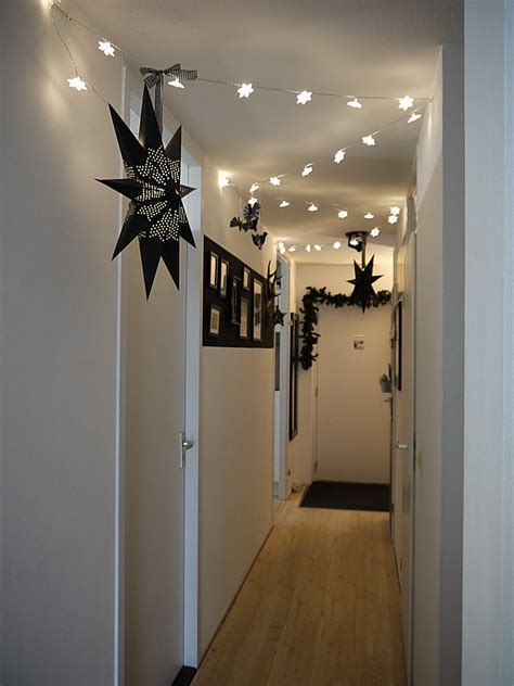 ideas on hanging pictures in hallway 10 ideas for home christmas decorations the natural abode