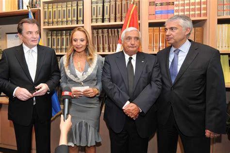 consolato bosnia monte carlo prima visita ufficiale presidente della