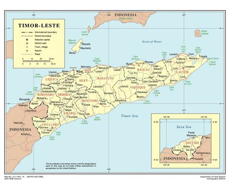 east timor maps east timor physical map images