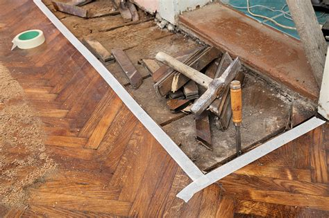 Laminate Flooring Rising Up by How To Renovate Floors Period Living