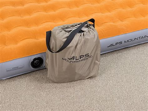 alps mountaineering rechargeable air bed alps mountaineering rechargeable air bed