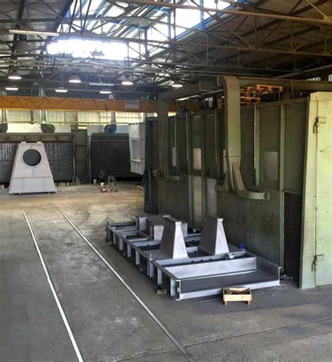 cabina sabbiatura cabine sabbiatura e verniciatura industriale prodotti