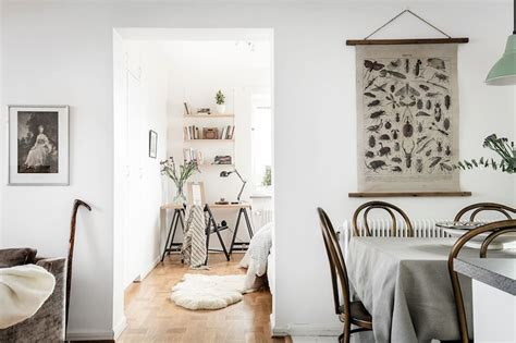 modern vintage interior design modern vintage interior design in swedish apartment