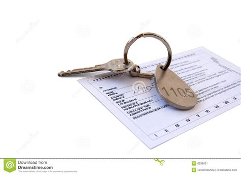 Hotel Room Key by Hotel Room Key Stock Image Image 6299021